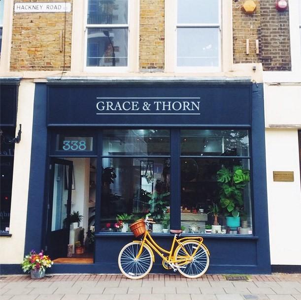 Grace & Thorn: Bespoke floristry in London