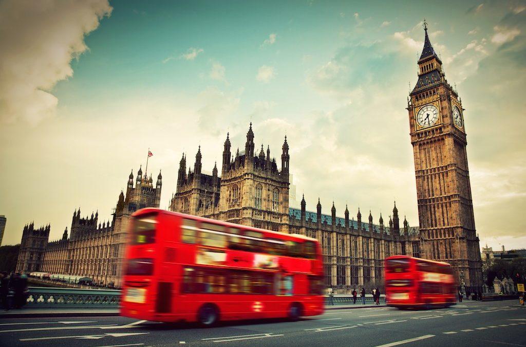 Semaine passionnante à Londres ! Effectivement