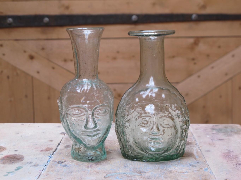 2016_23D14 Vase Tête_ 19R14 Djamel Head