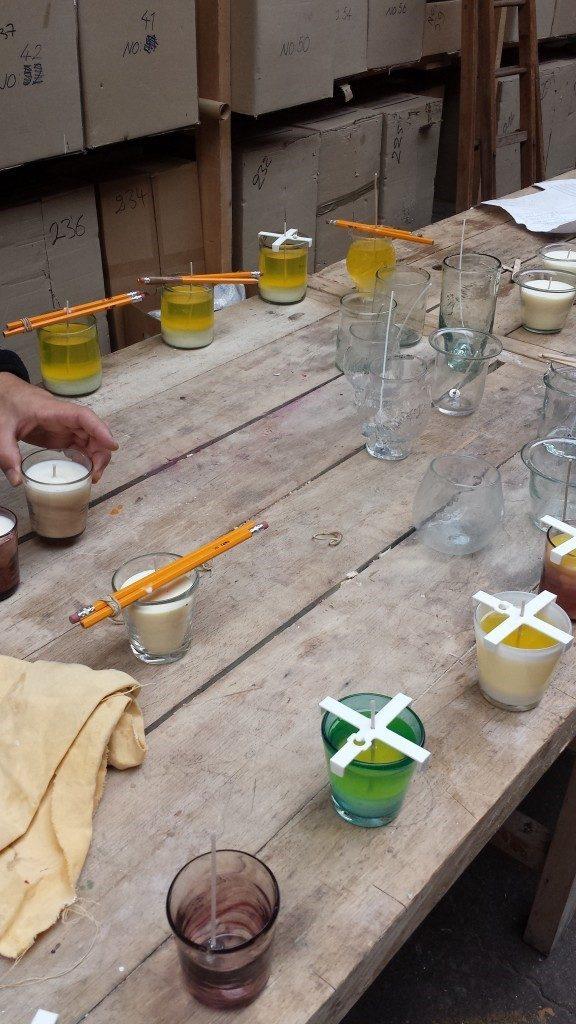 fabrication de bougie paris fabricant de bougie recherch la soufflerie. Black Bedroom Furniture Sets. Home Design Ideas