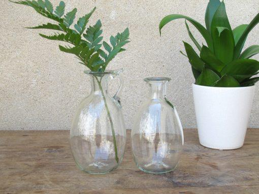 la-soufflerie-amour-avec-anse-sans-anse-transparent-hand-blown-recycled-glass