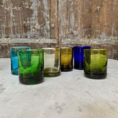 la-soufflerie-murano-moyen-turquoise-green-transparent-yellow-blue-olive-hand-blown-recycled-glass