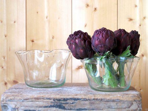 la-soufflerie-vase-foulard-transparent-vase-with-rippled-opening-hand-blown-recycled-glass