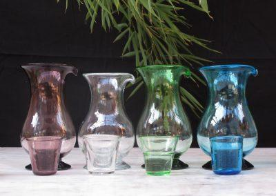 Berzona Verscio Purple-Transparent-Green-Blue_Quinquet-Purple-Transparent-Green-Blue