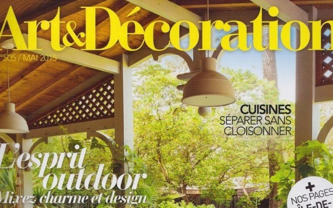 Art & Decoration – May 2015
