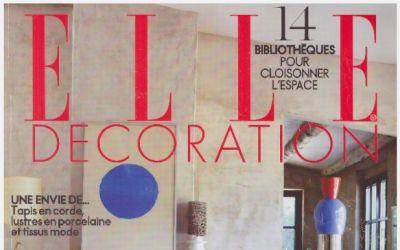 ELLE Decoration – April 2013