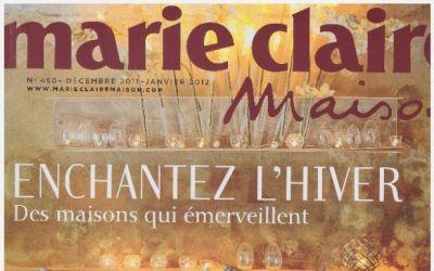 Marie Claire Maison – December 2011