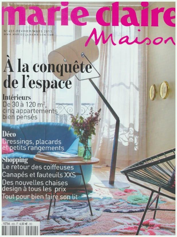 Marie Claire Maison - Février-Mars 2013