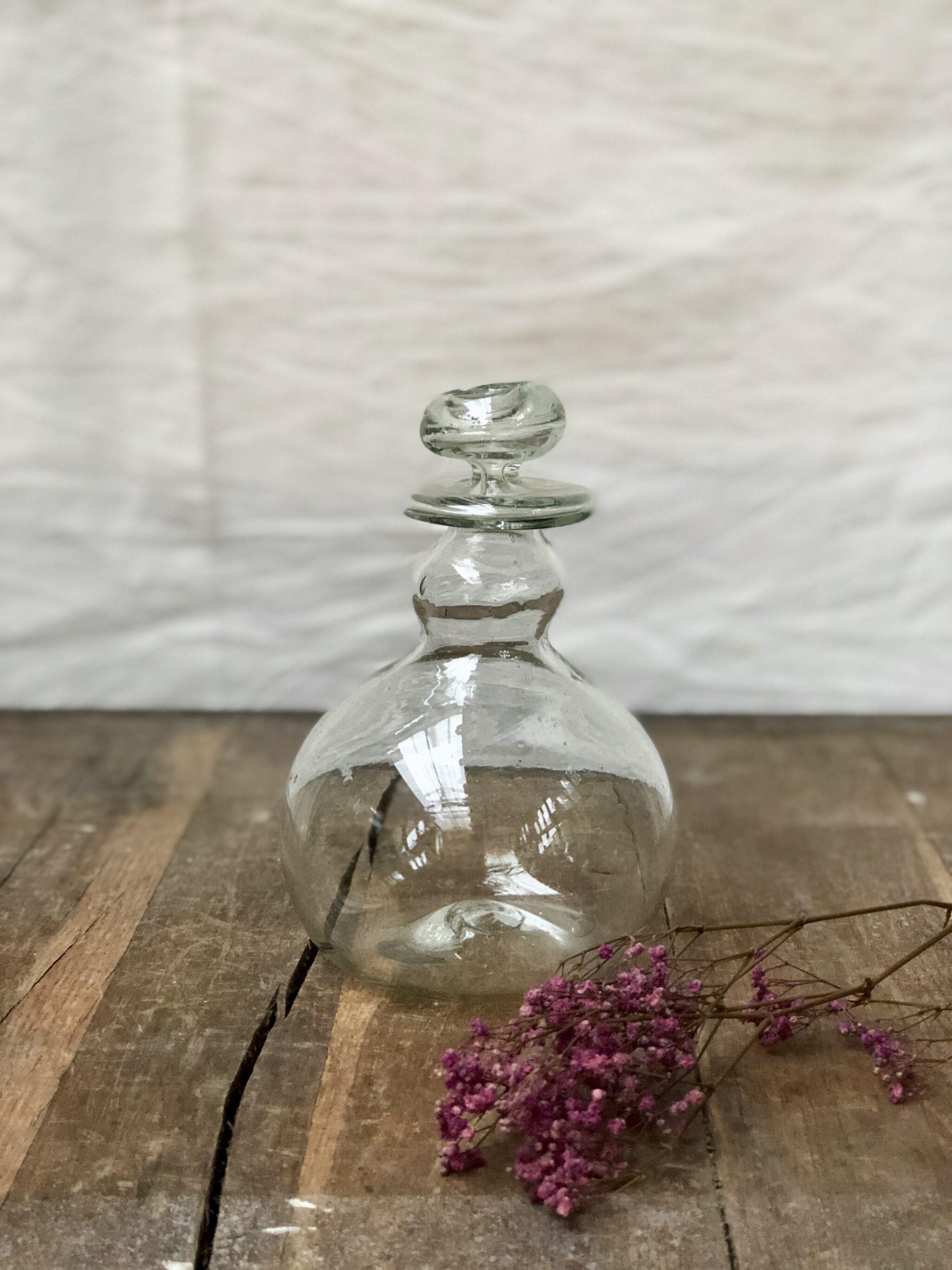 la-soufflerie-cerro-vase-candlestick-holder-transparent-hand-blown-recycled-glass