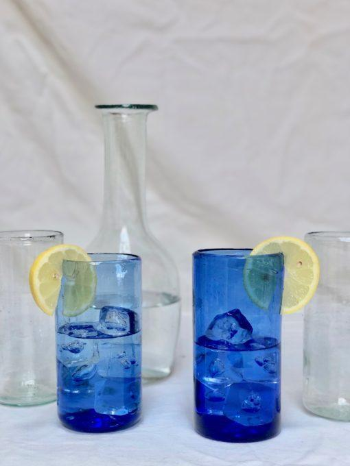 la-soufflerie-ice-transparent-blue-hand-blown-recycled-glass