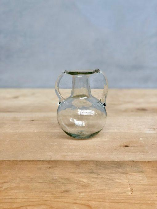la-soufflerie-bagno-2-anses-vase-two-handles-transparent-hand-blown-recycled-glass