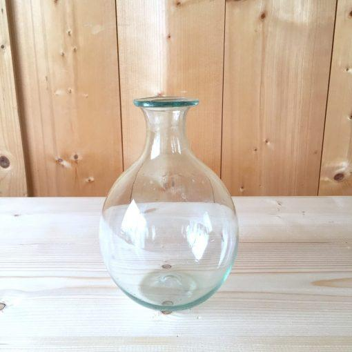 la-soufflerie-bistrot-rond-carafe-hand-blown-recycled-glass