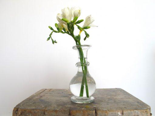 la-soufflerie-fiole-collier-footed-carafe-vase-transparent-hand-blown-recycled-glass