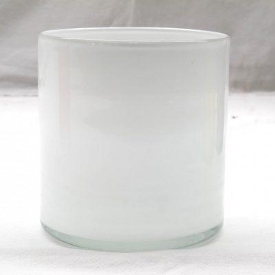 la-soufflerie-orchidée-white-vase-hand-blown-recycled-glass