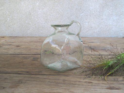 la-soufflerie-bagno-carre-avec-anse-with-small-carafe-with-handle-transparent-recycled-glass