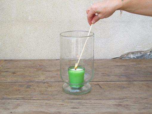 la-soufflerie-pied-douche-footed-vase-transparent-hand-blown-recycled-glass