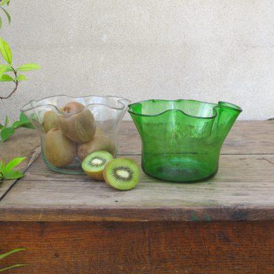 la-soufflerie-vase-foulard-flared-opening-transparent-green-hand-blown-recyceled-glass