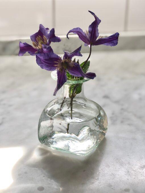 la-soufflerie-bagno-carre-sans-anse-transparent-vase-bottle-carafe-hand-blown-recycled-glass