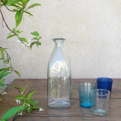 la-soufflerie-frigo-sans-bec-carafe-bottle-transparent-hand-blown-recycled-glass-handmade