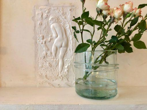 la-soufflerie-serpentin-grand-vase-with-band-detail-transparent-hand-blown-recycled-glass