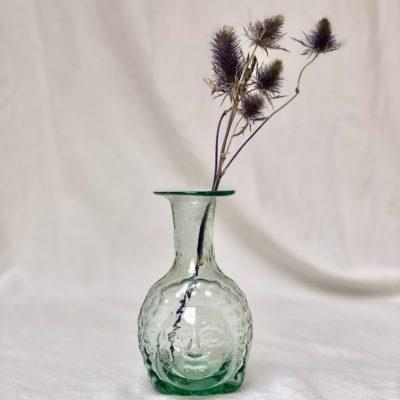 la-soufflerie-djamal-transparent-head-shaped-vase-hand-blown-recycled-glass-paris-handmade