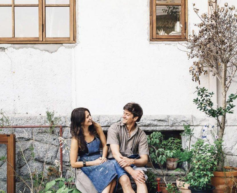 La Famille at La Soufflerie: Valentina & Sebastien