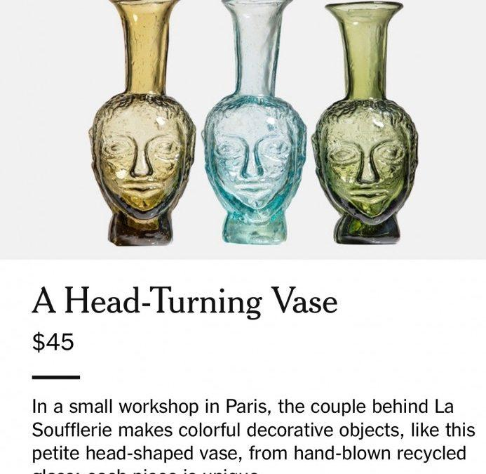 New York Times Holiday Gift Guide