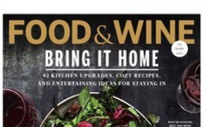 Food & Wine, January 2019
