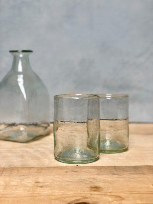 la-soufflerie-ice-tea-small-drinking-glass-transparent-hand-blown-recycled-glass