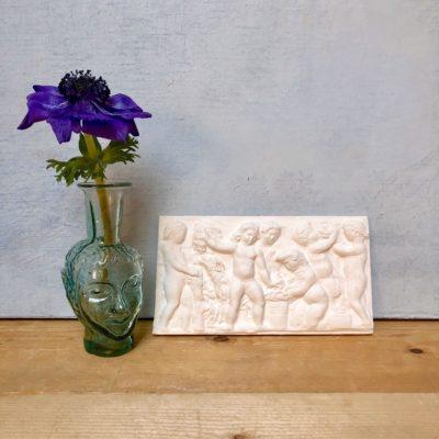 la-soufflerie-mondo-babies-plaster-bas-relief-sculpture-handmade