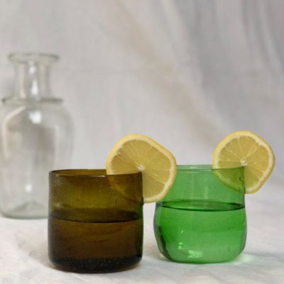 la-soufflerie-rodi-glass-small-dark-brown-green-hand-blown-recycled-glass