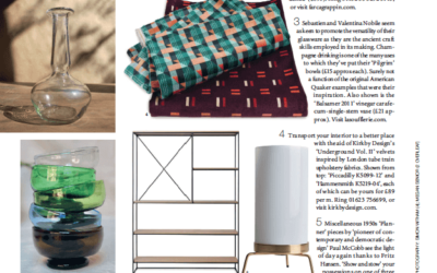 World of Interiors – Nov 2019