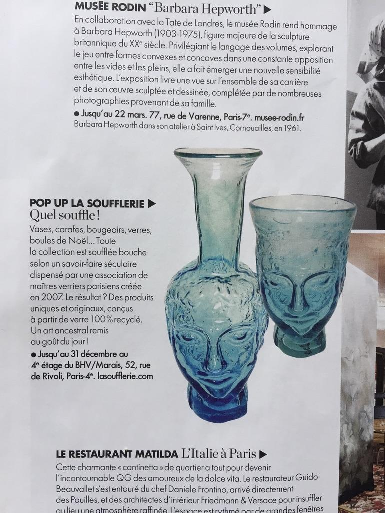 Que Faire En Interieur A Paris elle decoration france - dec 2019 - la soufflerie