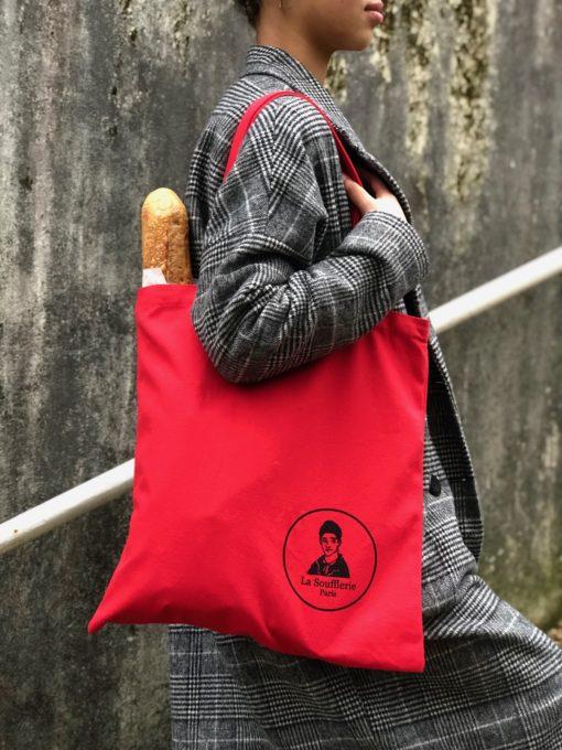 la-soufflerie-tote-bag-in-red-with-la-soufflerie-logo