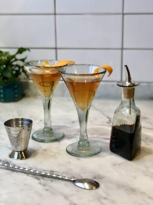 la-soufflerie-martini-cocktail-glass-transparent-hand-blown-recycled-glass