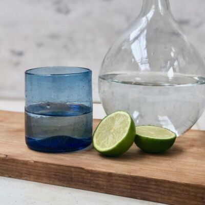 rodi-glass-color-mix-light-blue-with-rotonda-carafe-and-lime