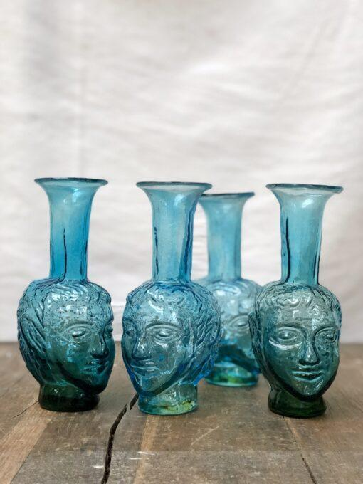 la-soufflerie-vase-tete-color-mix-turquoise-yellow-limited-edition-head-shaped-vase-hand-blown-recycled-glass