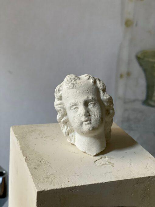 florence-plaster-sculpture-head