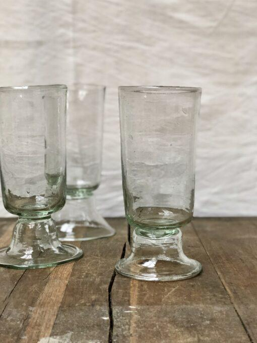 la-soufflerie-chope-large-beer-glass-transparent-hand-blown-recycled-glass-handmade