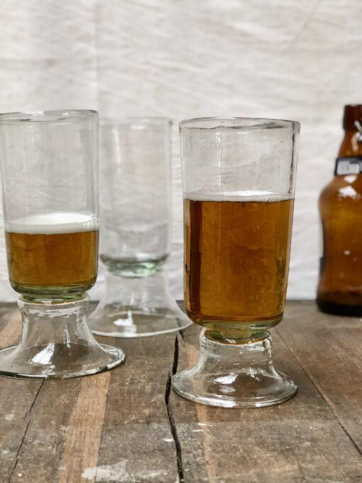 la-soufflerie-chope-beer-glass-transparent-hand-blown-recycled-glass-handmade