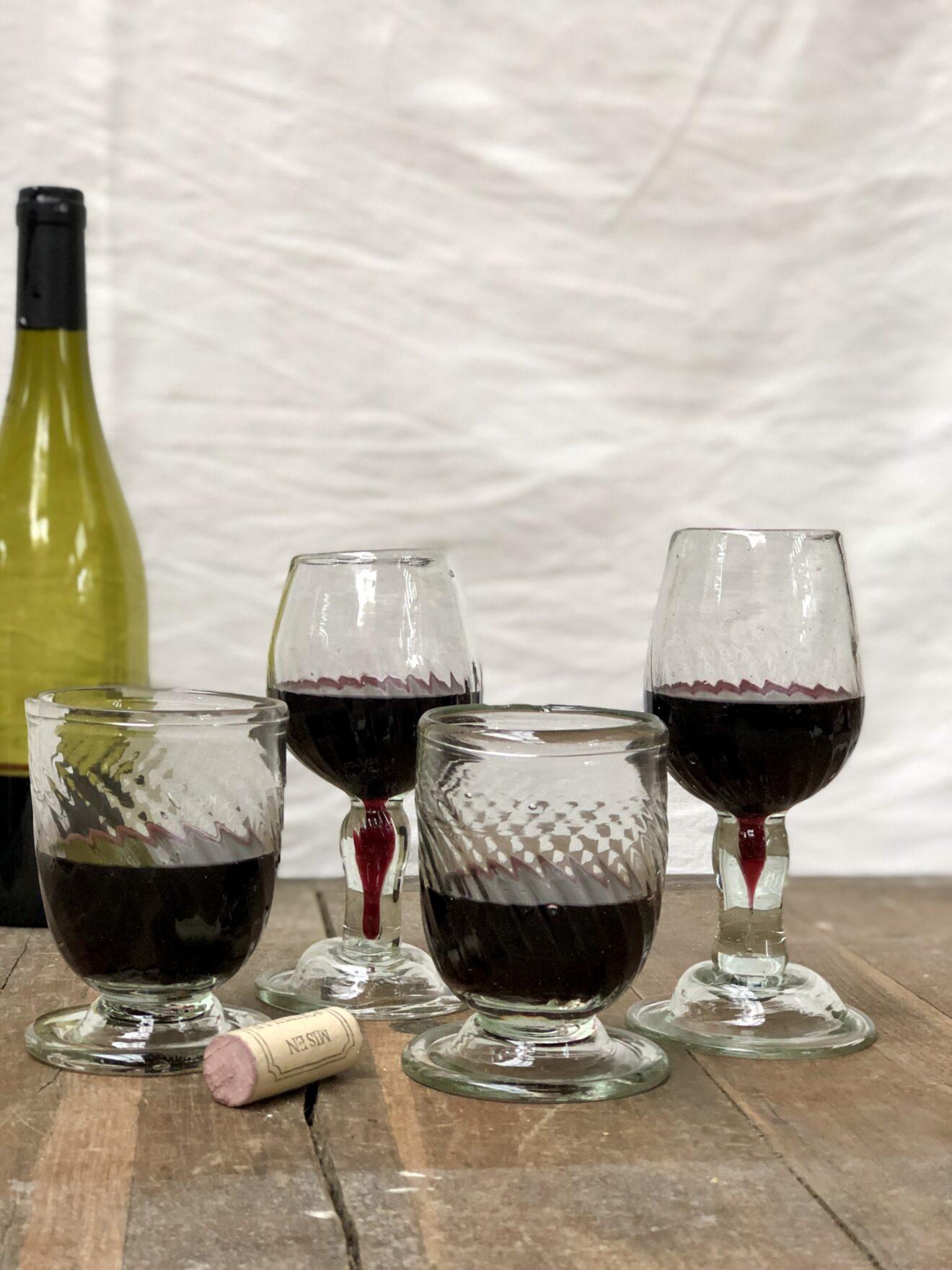 la-soufflerie-vino-venezia-corvina-wine-glasses-transparent-hand-blown-recycled-glass