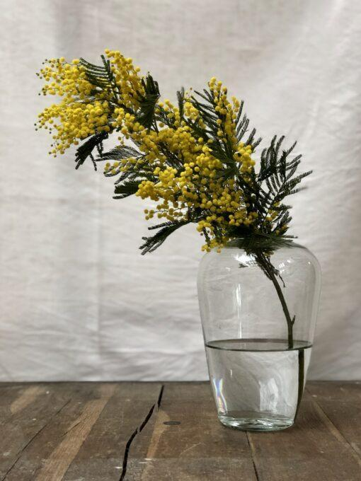 la-soufflerie-yoshi-big-vase-transparent-hand-blown-recycled-glass-handmade