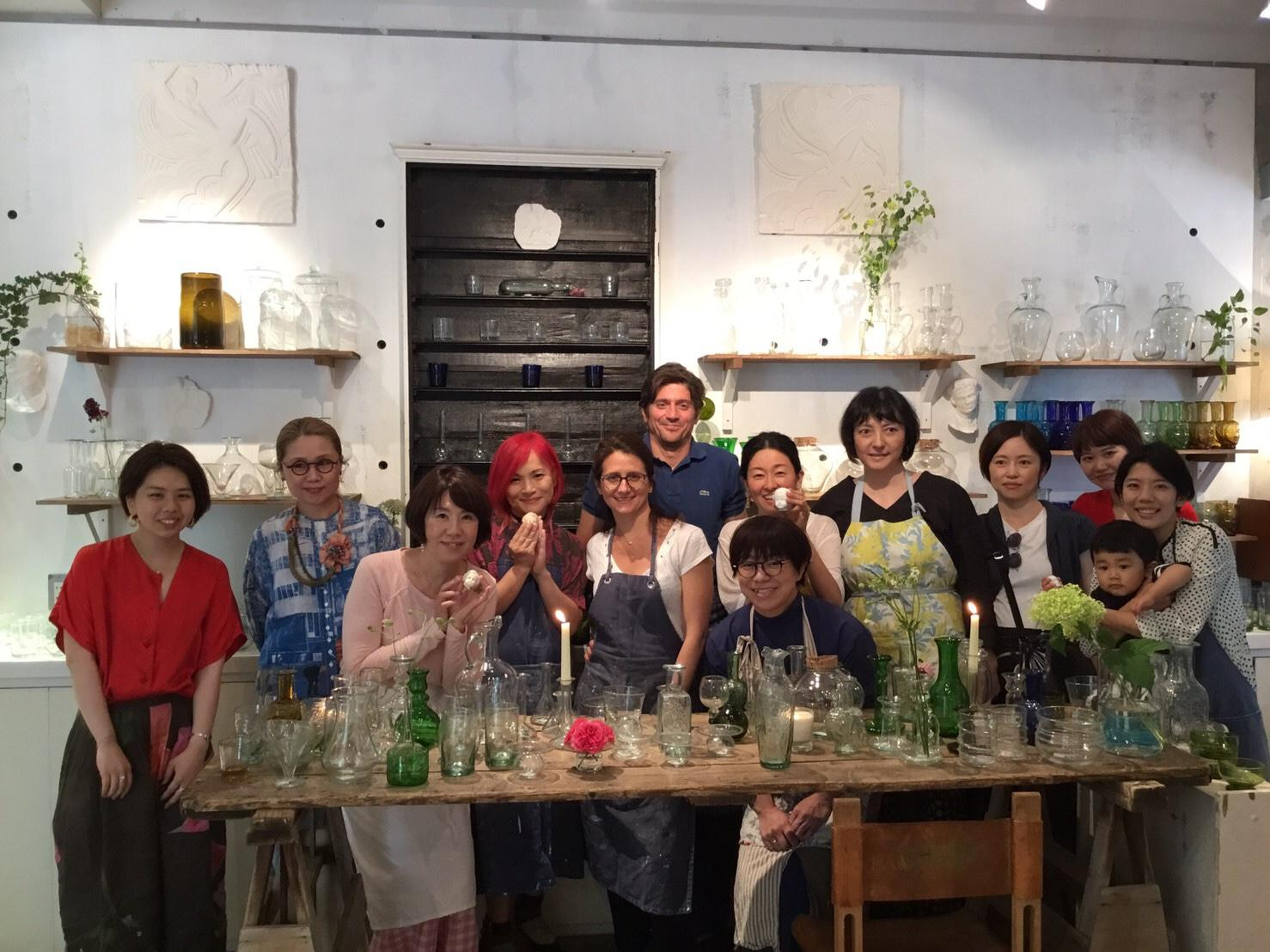 la-soufflerie-hpdeco-fukuoka-plaster-workshop-japan-2019