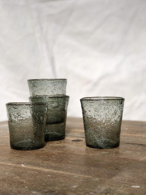 la-soufflerie-lyonnais-quinquet-grey-drinking-glass-votive-handmade-hand-blown-recycled-glass