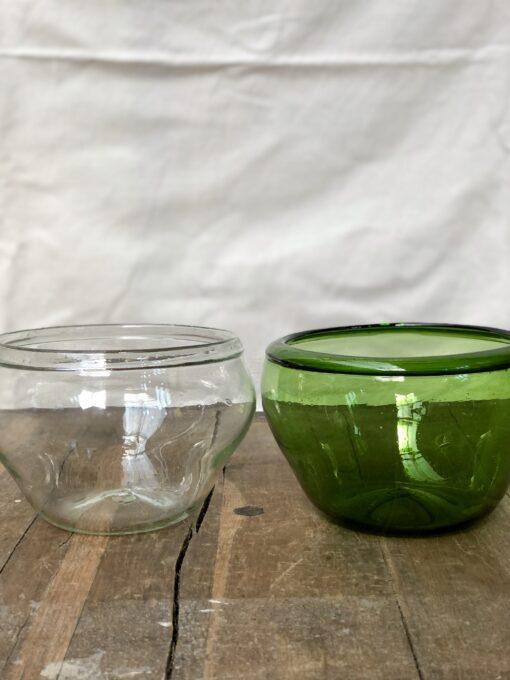 la-soufflerie-nicoise-olive-transparent-bowl-container-hand-blown-recycled-glass