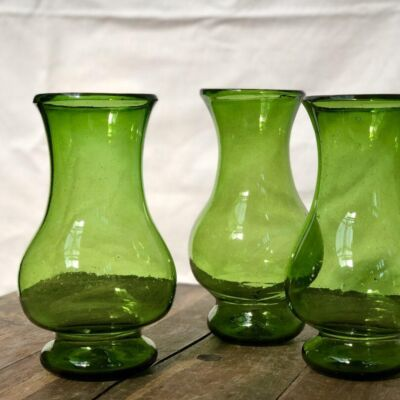 la-soufflerie-pichet-olive-pitcher-carafe-vase-hand-blown-recycled-glass