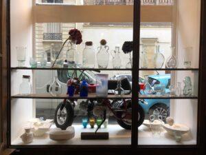 la-soufflerie-pop-up-shop-window-motorcycle-jacques-nobile