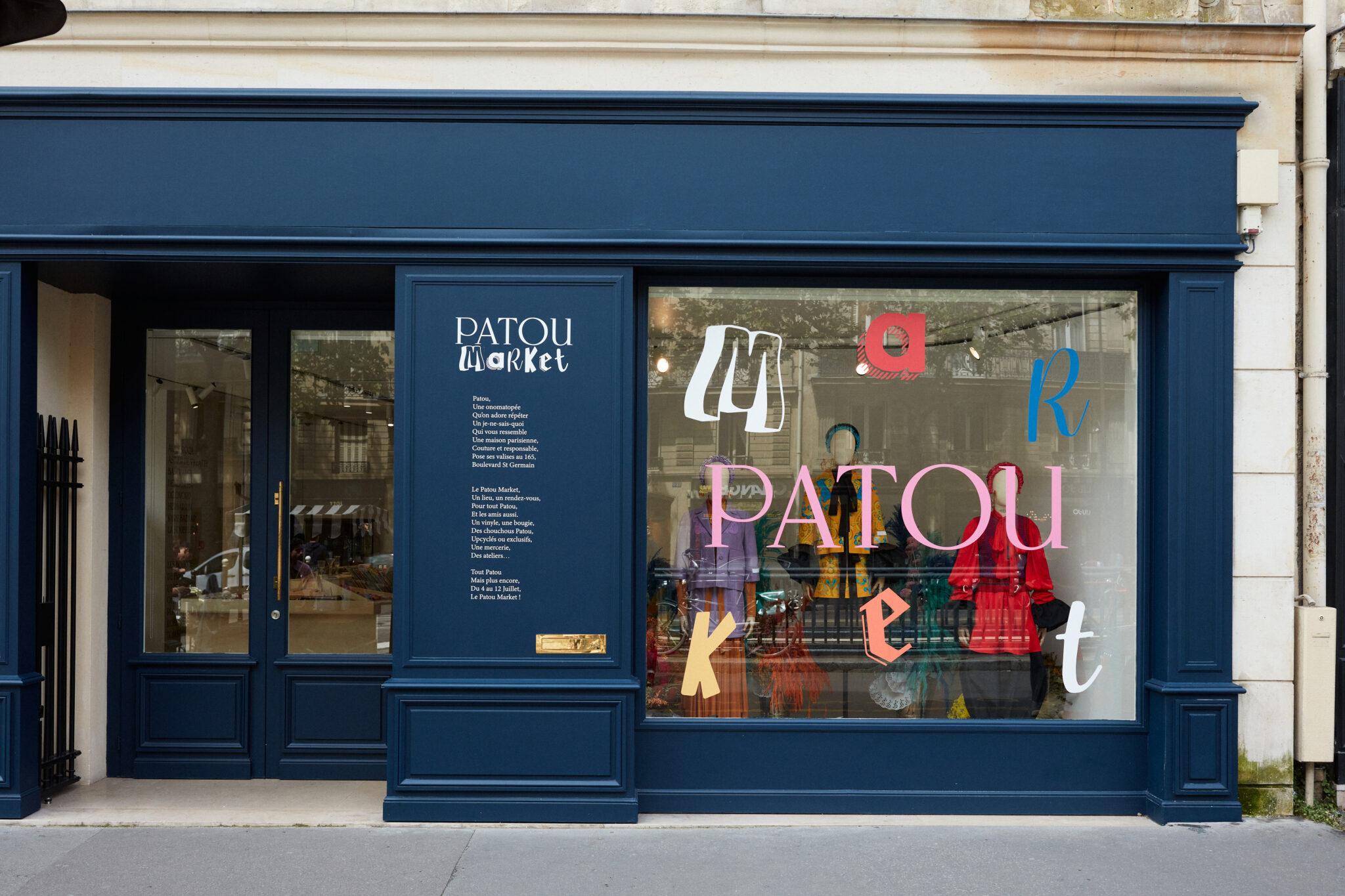 la-soufflerie-patou-pop-up-shop-paris-saint-germain-store-front-collaboration