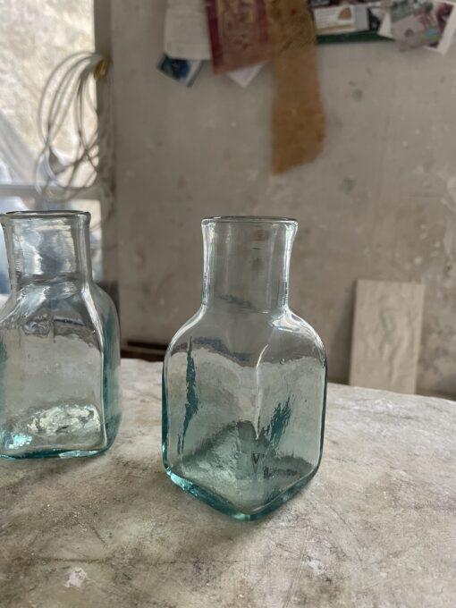 la-soufflerie-bagno-epices-mini-transparent-square-jar-vase-bud-vase